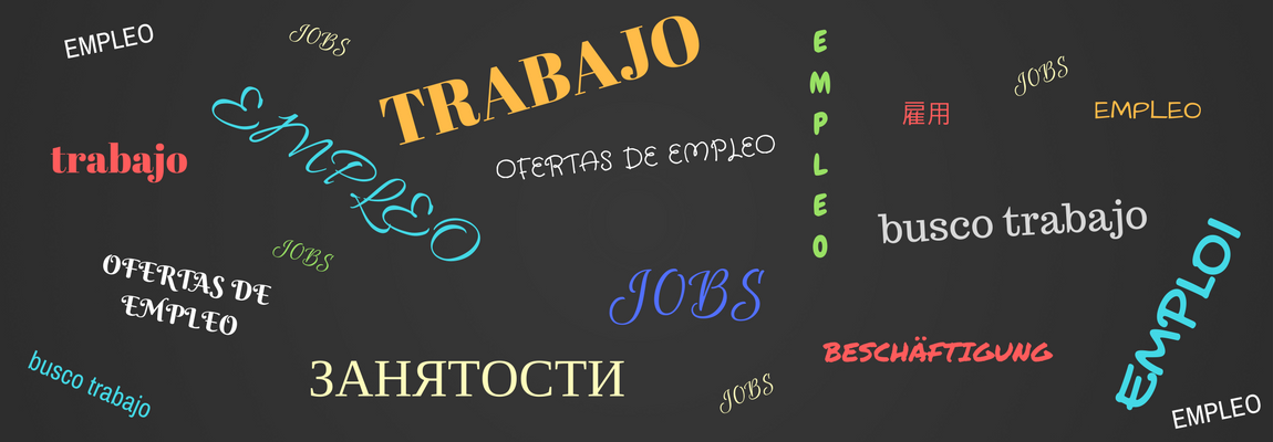 ¿Buscando empleo?