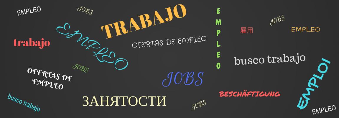 ¿Buscas empleo?